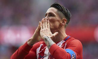 Torres shënon dy gola në lamtumirën e tij me Atleticon [Video]