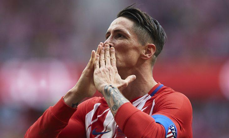 Torres shënon dy gola në lamtumirën e tij me Atleticon  Video