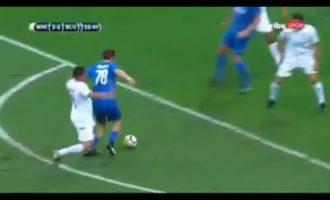 Ndeshje miqësore dhe përshëndetëse për Pirlon, por Gattuso desh i theu këmbën Ventolas