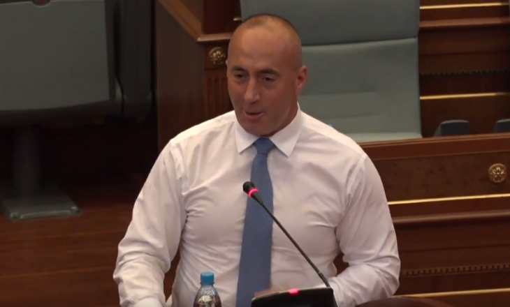 Haradinaj sërish sot në interpelancë