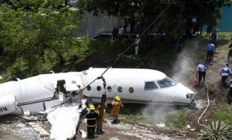Rrëzohet avioni privat në Honduras