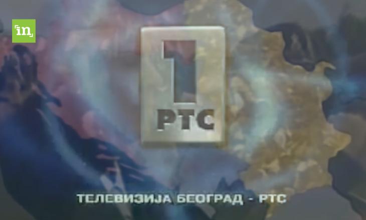 Propagandë lufte   Kështu e përshkruante RTS Kosovën në vitin 1998