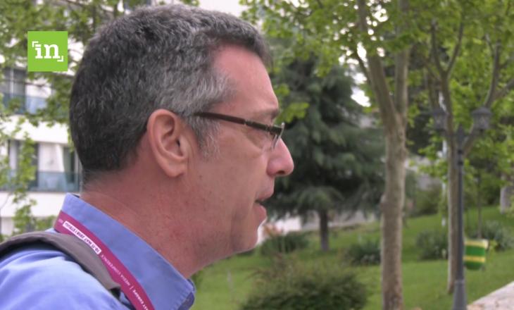 Mediat kryesore në Serbi i kontrollon Aleksandër Vuçiqi  thotë ky gazetar