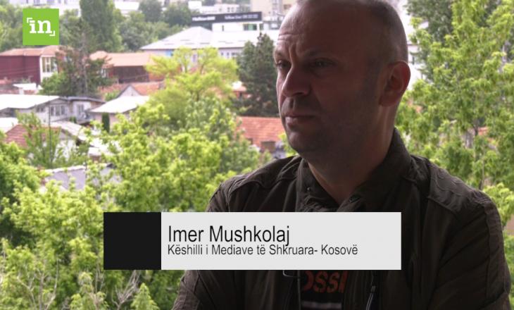 Gjendja e gazetarëve në Kosove po përkeqësohet  thotë ky gazetar