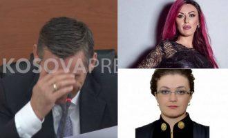 Kur Kadri Veseli kryetaren e Gjykatës Kushtetuese e ngatërronte me Arta Bajramin
