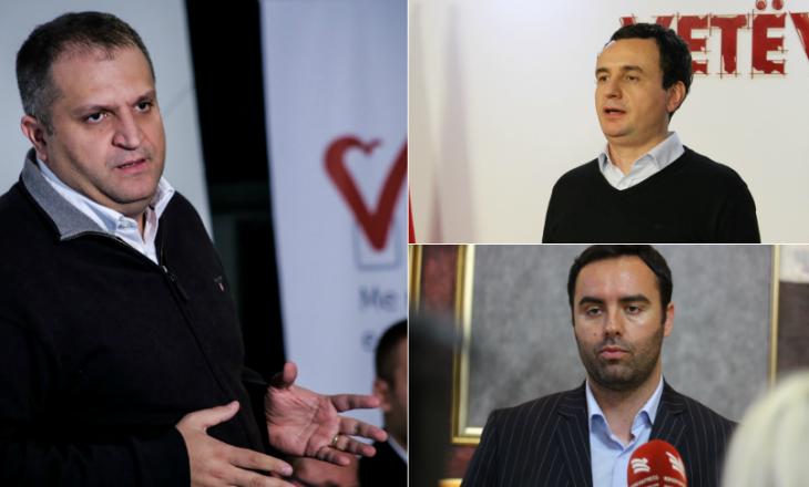 Thumbimi i Shpend Ahmetit ndaj Kurtit dhe Konjufcës rreth sondazheve për PSD-në