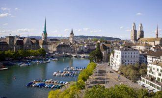 10 qytetet më të pasura – kryeson një qytet në Zvicër me pagë mesatare gati 6 mijë euro