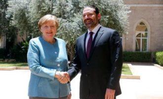 Merkel jep një lajm për refugjatët sirianë