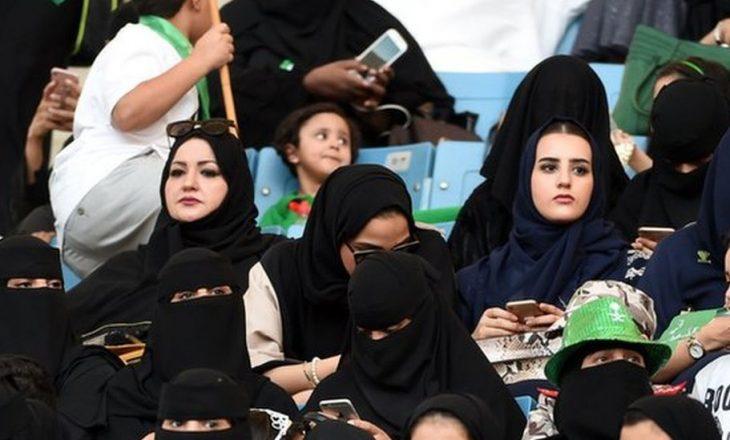 Arabia Saudite miraton ligjin që penalizon ngacmimet seksuale