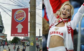 Tjetër skandal në Rusi, firma e hamburgerit bëhet protagoniste