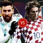 Argjentina – Kroacia, statistikat dhe faktet interesante