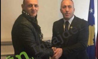 Takimet e Haradinajt me nipin e Enver Sekiraçës – i arrestuar për vrasje në tentativë