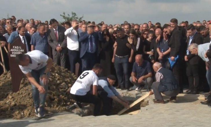 Prekëse: Kryetari i 'Dardanëve' nuk i ndahet Vokrrit [Foto]