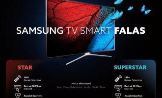 Tjetër nivel me Art Motion , paguaj 24.9 euro merr SAMSUNG TV SMART FALAS