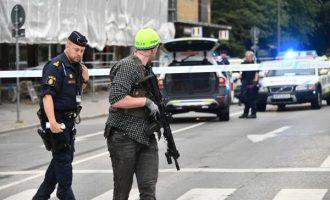 Detajet e plagosjes së pesë personave në Malmo të Suedisë