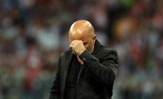 Ja kë e fajëson Sampaoli për humbjen ndaj Kroacisë