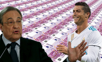 Ofertë e çmendur për Cristiano Ronaldon