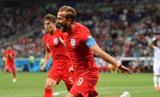 Anglia i falet Harry Kane, mposht Tunizinë në fund [Video]