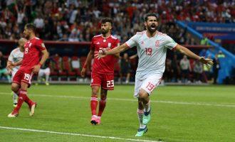 Spanja përsëri i falet Costas, fiton jo bindshëm ndaj Iranit [Video]