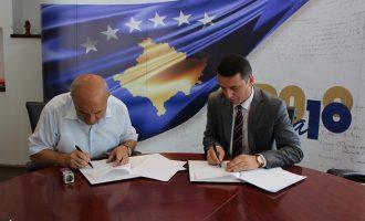 MKRS mbështet Lidhjën e Shkrimtarëve të Kosovës