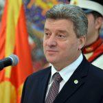 Presidenti i Maqedonisë nuk voton në referendumin për emrin e ri