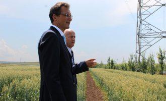 IPKO mbështet Universitetin e Prishtinës me vendosjen e një stacioni agrologjik, për qëllime studimore