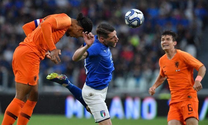 Pa fitues në miqësoren Itali – Holandë [Video]