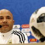 Trajneri i Argjentinës, Sampaoli i frikësohet Kroacisë