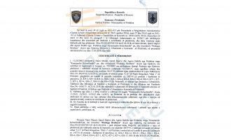 """""""Pozhegu Brothers"""" pajiset me leje të përdorimit në bllokun Urban """"C11/B15"""
