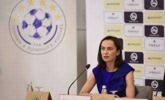 Dy rastet e përfshirjes në afera të zyrtares së lartë të Federatës së Futbollit