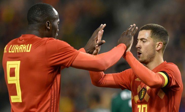 Gol në ndeshjen Belgjikë – Egjipt (Video)