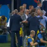 Selektori i Suedisë flet pas skandalit në ndeshjen me Gjermaninë – ka kritika ashpra