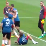Sergio Ramos ironizon keq me Cristiano Ronaldon (Video)