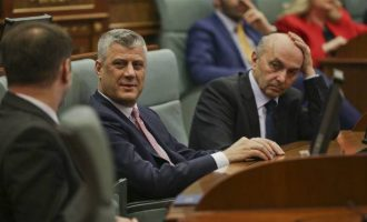 Mustafa tregon qëndrimin para dy ambasadorëve për korrigjimin e kufijve
