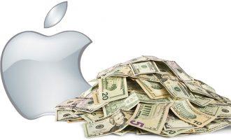 Apple pranë rekordit: E para kompani me vlerë 1 trilionë dollarë?