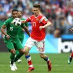 Lojtarët e Arabisë Saudite përjetojnë tmerrin në Kupën e Botës