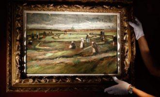 shitet 7 milionë euro piktura e Van Gogh