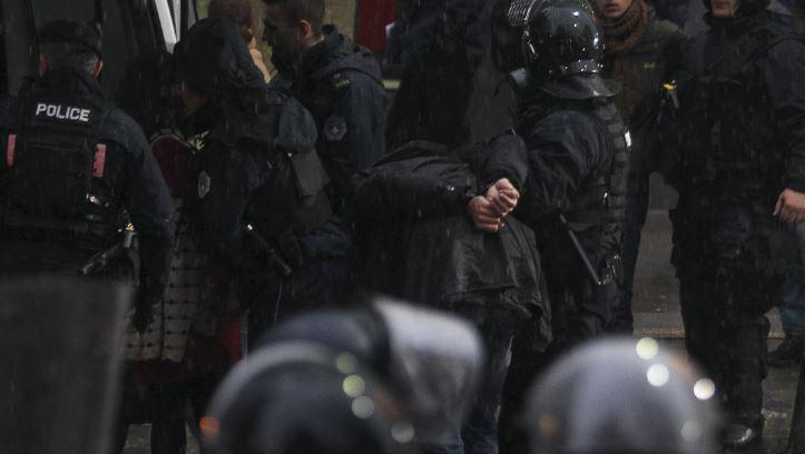 Rrihen katër policë në Prishtinë