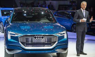 Arrestohet shefi i kompanisë së automjeteve Audi