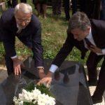 LDK bën homazhe te varri i Nekibe Kelmendit