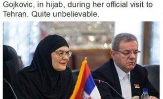Lidhjet e Serbisë me Iranin, për shkak të Kosovës