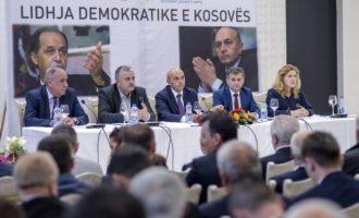 LDK pret që Gjykata Kushtetuese ta trajtojë me urgjencë përbërjen e KQZ-së