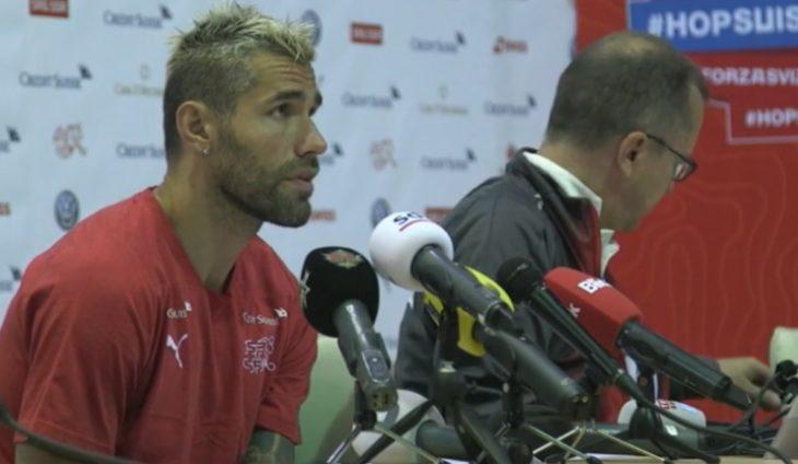 Behrami: Shpresojmë që ky lojtar i Brazilit të ketë një ditë të keqe