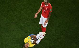 Valon Behrami kërcënohet pas ndeshjes kundër Brazilit