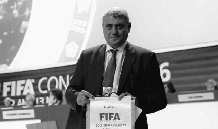 Reagimi i FIFA-s dhe Presidentit Infantino për Vokrrin
