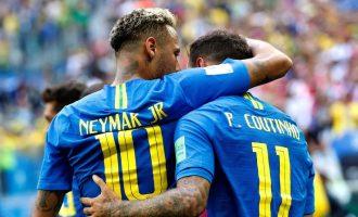 Shpërblehet Philippe Coutinho