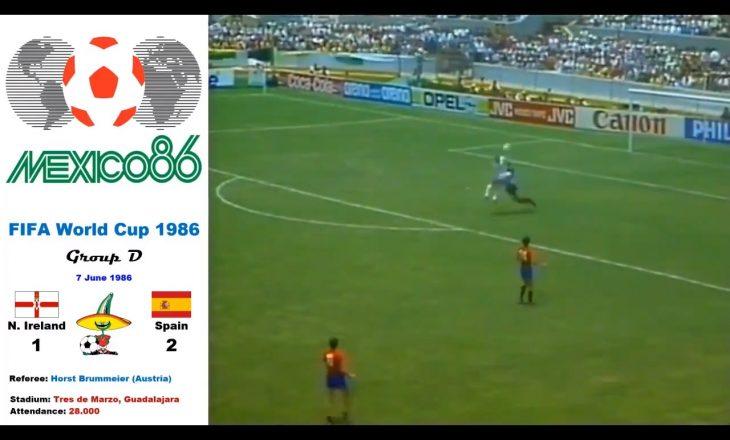 A është ky goli më i keq në histori të botërorëve?