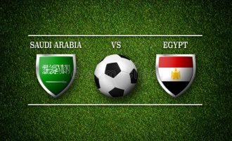 Formacionet zyrtare: Arabia Saudite – Egjipti (FOTO)