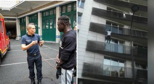 Pas marrjes së nënshtetësisë, heroi i Parisit fillon punën e re