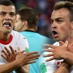 New York Times: Xhaka dhe Shaqiri shënojnë për Zvicrën, bëjnë shqiponjën